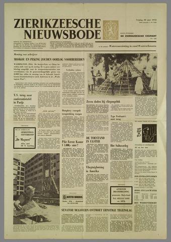 Zierikzeesche Nieuwsbode 1972-06-30