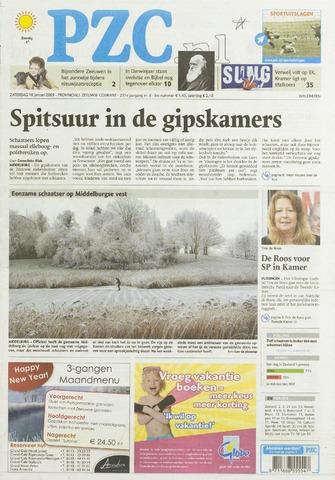 Provinciale Zeeuwse Courant 2009-01-10