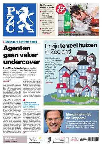 Provinciale Zeeuwse Courant 2016-05-18