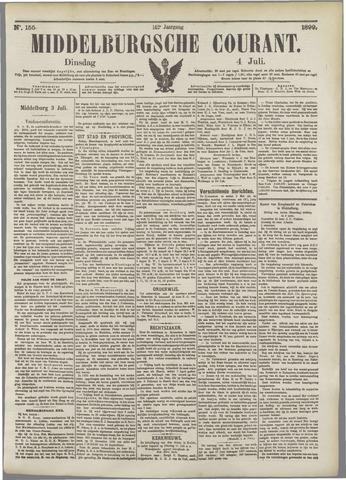 Middelburgsche Courant 1899-07-04