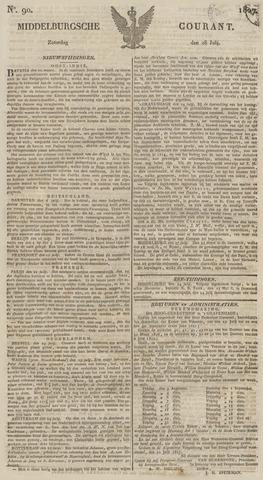Middelburgsche Courant 1827-07-28