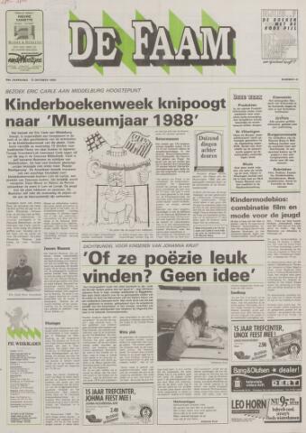 de Faam en de Faam/de Vlissinger 1988-10-12