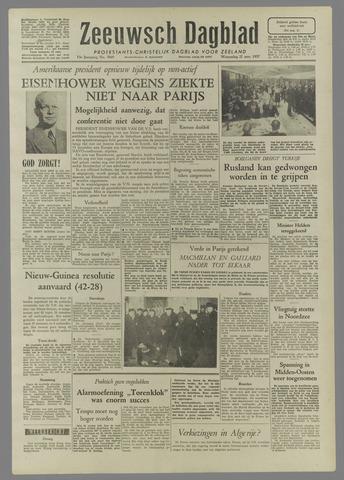 Zeeuwsch Dagblad 1957-11-27