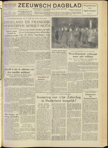 Zeeuwsch Dagblad 1955-01-27