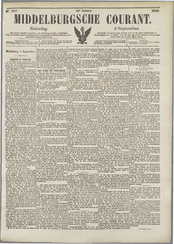 Middelburgsche Courant 1899-09-02