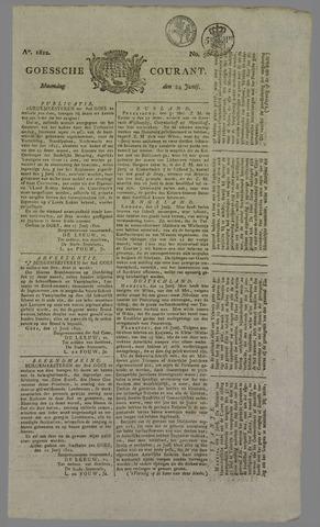 Goessche Courant 1822-06-24