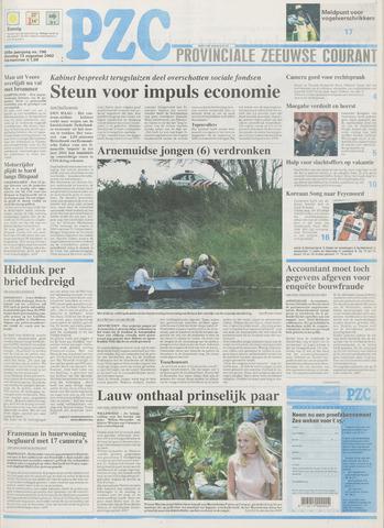 Provinciale Zeeuwse Courant 2002-08-13