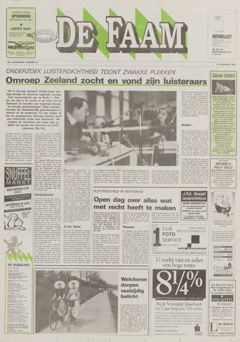 de Faam en de Faam/de Vlissinger 1992-01-22
