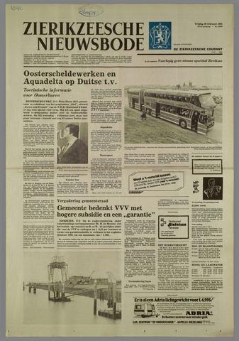 Zierikzeesche Nieuwsbode 1981-02-20