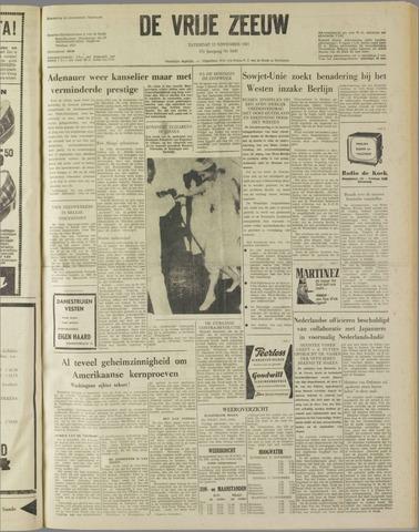 de Vrije Zeeuw 1961-11-11