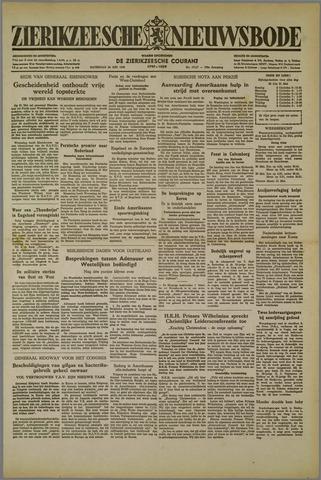 Zierikzeesche Nieuwsbode 1952-05-24