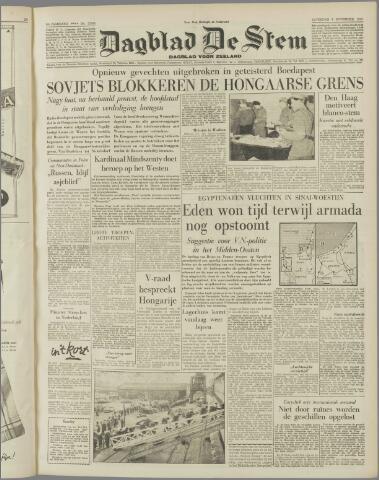 de Stem 1956-11-03