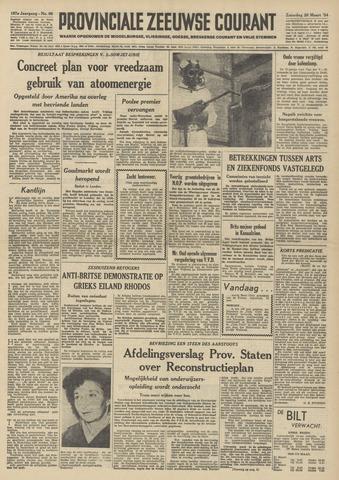 Provinciale Zeeuwse Courant 1954-03-20