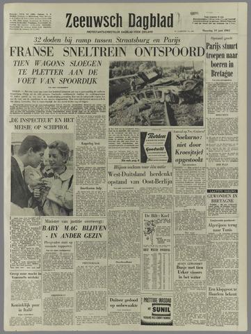 Zeeuwsch Dagblad 1961-06-19