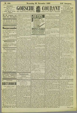 Goessche Courant 1927-12-21
