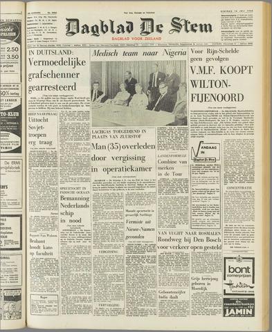 de Stem 1968-07-16