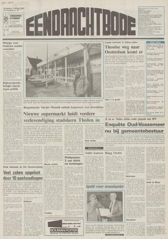 Eendrachtbode (1945-heden)/Mededeelingenblad voor het eiland Tholen (1944/45) 1989-01-19