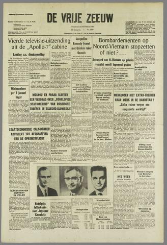 de Vrije Zeeuw 1968-10-18