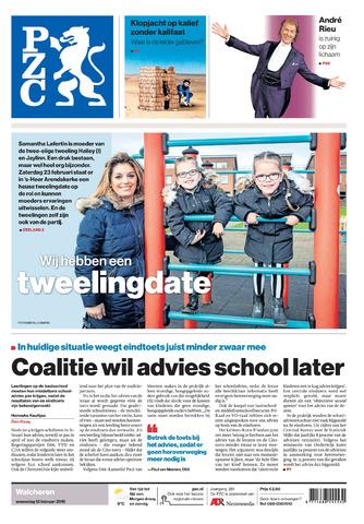 Provinciale Zeeuwse Courant 2019-02-13