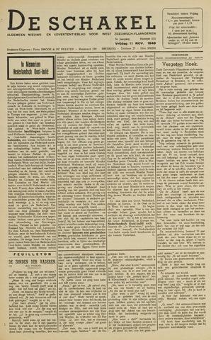 De Schakel 1949-11-11