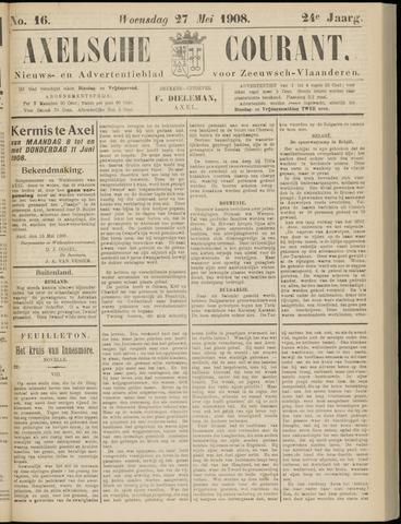 Axelsche Courant 1908-05-27