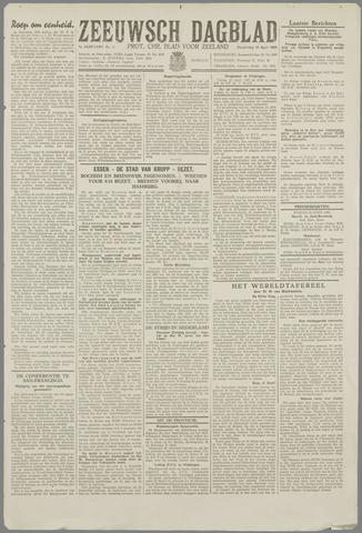 Zeeuwsch Dagblad 1945-04-12