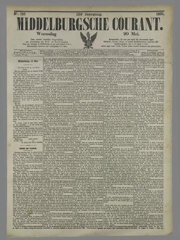 Middelburgsche Courant 1891-05-20
