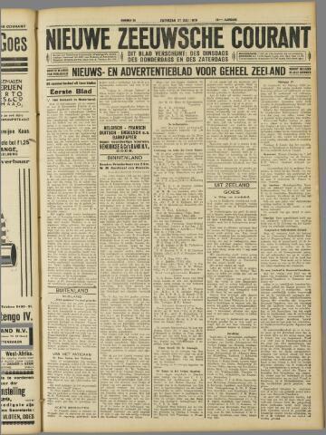 Nieuwe Zeeuwsche Courant 1929-07-27