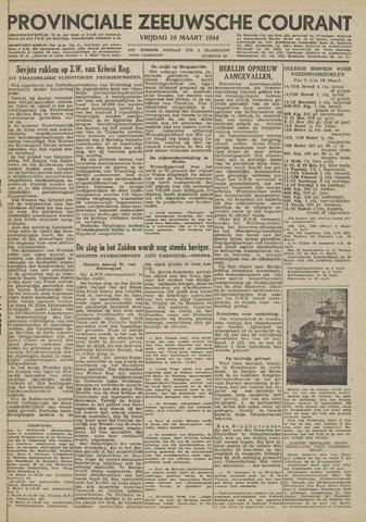 Provinciale Zeeuwse Courant 1944-03-10