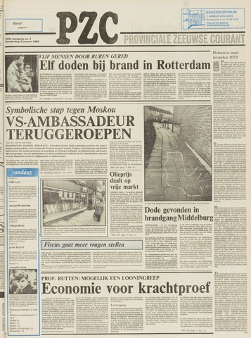 Provinciale Zeeuwse Courant 1980-01-03