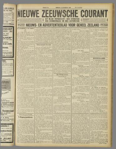 Nieuwe Zeeuwsche Courant 1926-11-16