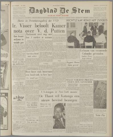 de Stem 1961-12-08