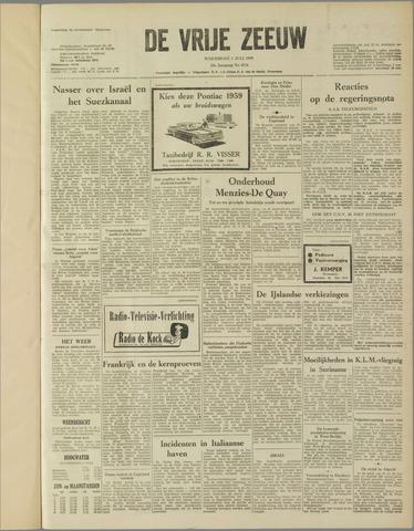 de Vrije Zeeuw 1959-07-01