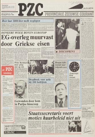 Provinciale Zeeuwse Courant 1985-03-30