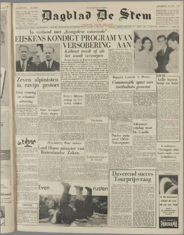 de Stem 1960-07-28