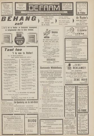 de Faam en de Faam/de Vlissinger 1962-02-23
