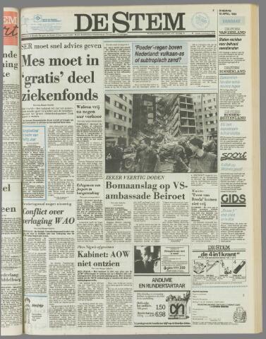 de Stem 1983-04-19