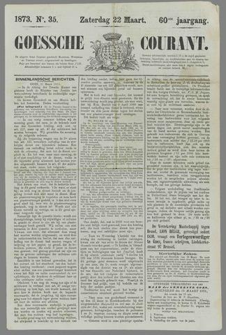 Goessche Courant 1873-03-22