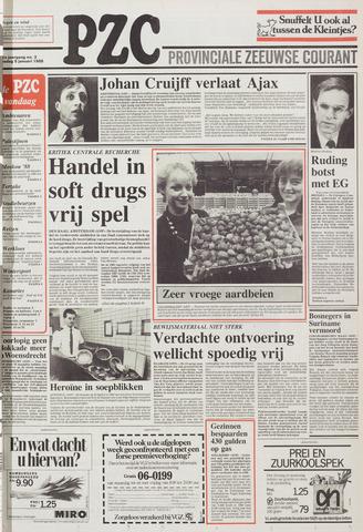 Provinciale Zeeuwse Courant 1988-01-05