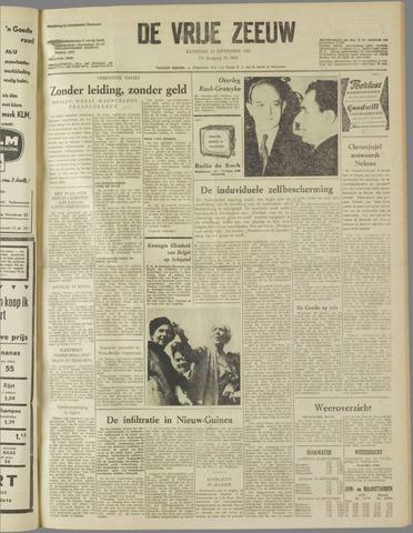 de Vrije Zeeuw 1961-09-23