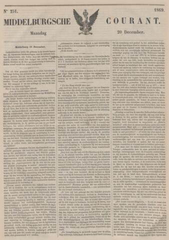 Middelburgsche Courant 1869-12-20