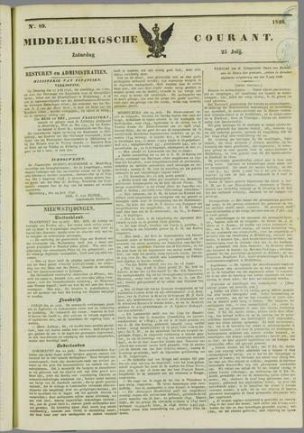 Middelburgsche Courant 1846-07-25