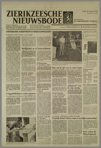 Zierikzeesche Nieuwsbode 1963-08-30