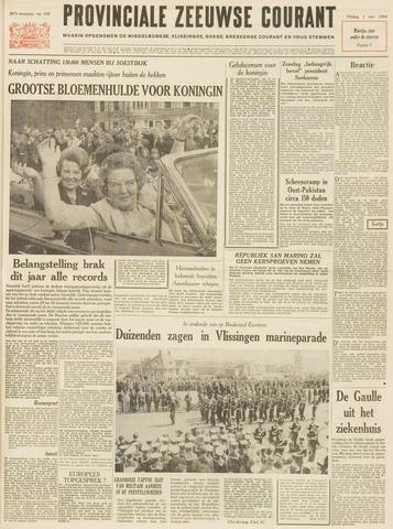 Provinciale Zeeuwse Courant 1964-05-01