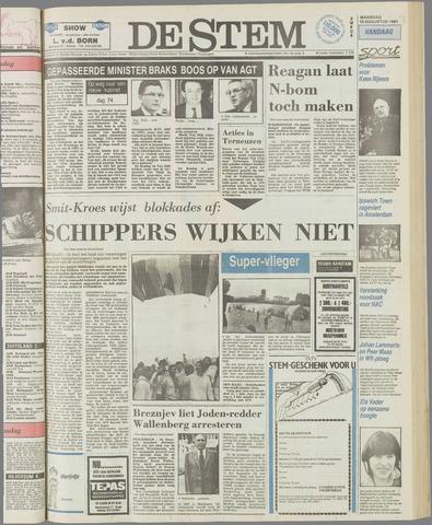 de Stem 1981-08-10