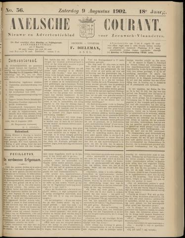 Axelsche Courant 1902-08-09