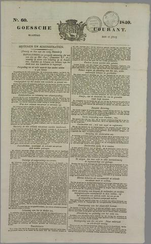 Goessche Courant 1840-07-27