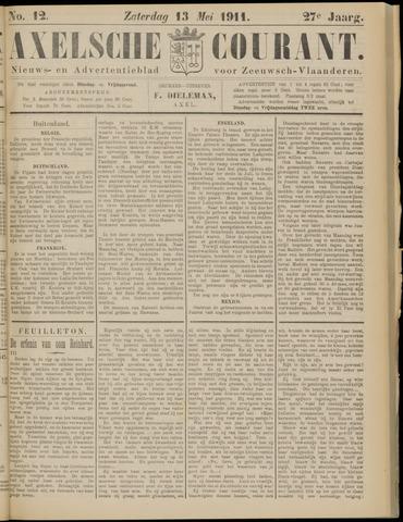 Axelsche Courant 1911-05-13