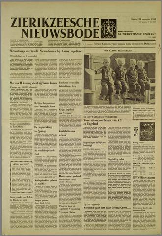 Zierikzeesche Nieuwsbode 1962-08-28