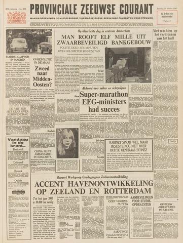 Provinciale Zeeuwse Courant 1967-10-28